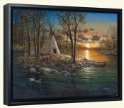 Native Lands-JH-Canvas Art Print