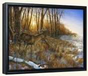 Passing The Buck-JH-Canvas Art Print
