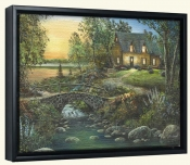 Stonybrook Cottage-JH-Canvas Art Print