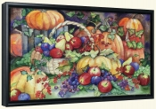 Fall Harvest-KM-Canvas Art Print