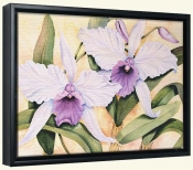 Donnas Orchid   -Canvas Art Print