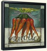 JG-Carottes-Canvas Art Print