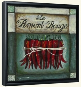 JG-Le Piment Rouge-Canvas Art Print