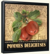 AW-Delicious Apples-Canvas Art Print