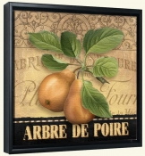 AW-French Pears-Canvas Art Print
