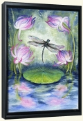 Magic Pond-DF-Canvas Art Print