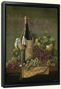 Chardonnay-JS-Canvas Art Print