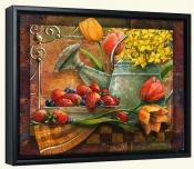 Spring Still Life-JS-Canvas Art Print