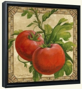 JS-Tomatoes-Canvas Art Print