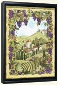 Country Vineyard-JVD-Canvas Art Print