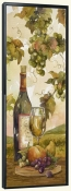 JVD-White Whine-Canvas Art Print
