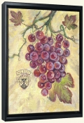 TK-Merlot-Canvas Art Print