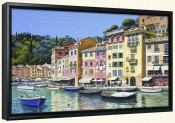 Portofino-MS-Canvas Art Print