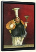 A Martini for You-JG-Canvas Art Print