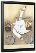 Chef To Go-JG-Canvas Art Print