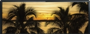 Sunset in Paradise 2-SA-Canvas Art Print