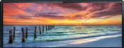 Sunset in Paradise-SA-Canvas Art Print