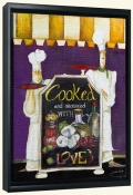 Cooked With Love-JG-Canvas Art Print