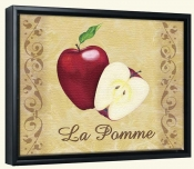 LC-The Apples-Canvas Art Print