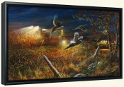 Field Of Dreams-JH-Canvas Art Print