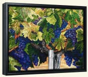 MT-Ancient Vine II-Canvas Art Print
