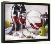 MT-Decanted-Canvas Art Print