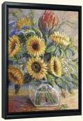 Summer Floral II-JM-Canvas Art Print