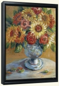 Summer Floral I-JM-Canvas Art Print