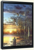 Evening Splendor  1 -Canvas Art Print