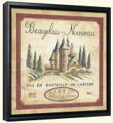 RH-Beaujolais Noveau  -Canvas Art Print