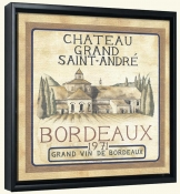 RH-Chateau Grand Saint  -Canvas Art Print