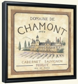 RH-Domaine De Chamont   -Canvas Art Print