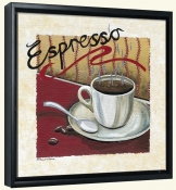 Espresso   -Canvas Art Print