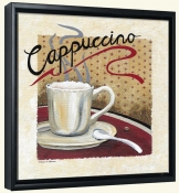 Cappuccino   -Canvas Art Print
