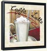 Caffe Latte   -Canvas Art Print