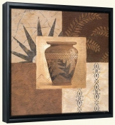 Swahili Vase I   -Canvas Art Print