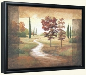 Autumn Scroll I   -Canvas Art Print