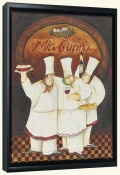 Tuscan Chefs I   -Canvas Art Print