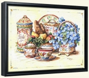 Antique China   -Canvas Art Print