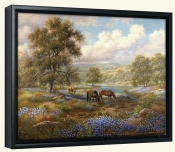 Peaceful Meadow   -Canvas Art Print