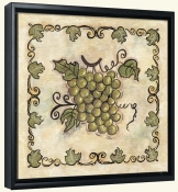 Sweet Grapes I   -Canvas Art Print