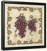 Sweet Grapes III   -Canvas Art Print