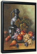 Antique Still Life II   -Canvas Art Print