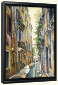 Venice  Afternoon   -Canvas Art Print