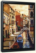 Venice Sunlight   -Canvas Art Print