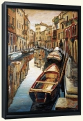 Venice Evening   -Canvas Art Print
