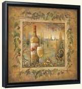 Villa Tuscan   -Canvas Art Print