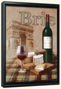 Brie  -Canvas Art Print
