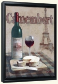 Camembert  -Canvas Art Print