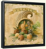 Plenty  -Canvas Art Print